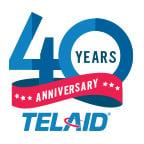 Telaid-Logo-40Years